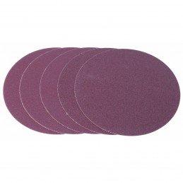 50 Ø do disco lixa Velcro Ranger P60/80/100/120/150/320/400/600