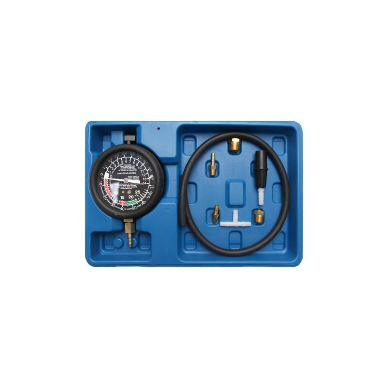 Comprobador de presión de vacío de combustible