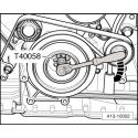 Jogo da distribuição de céu aberto para Audi 2.0 / 2.8 / 3.0 TFSI
