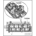 Ferramenta para montagem do eixo de cames em motores TDI VAG 6 & 8 Cyl.