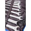 Chaves de jogo 12 combinadas em polegadas
