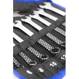 Juego 8 llaves combinadas 6 - 19 mm BGS- 1192