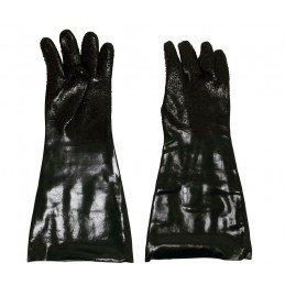 Par de guantes para chorreadoras