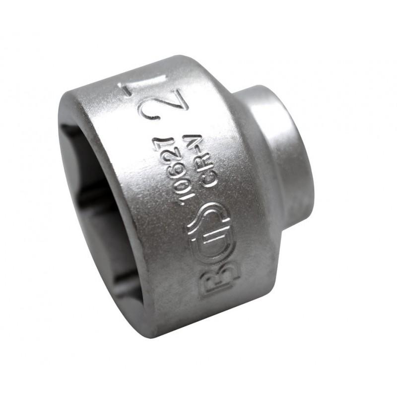Llave Filtro 27 mm. Perfil Bajo Mercedes Class A BGS-10627