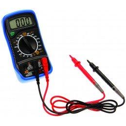 Multímetro digital LCD BGS-63402