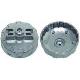 Llave para filtro de aceite 96 mm x P18 para Renault DCI
