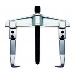 Extrator de paralelo, 2 garras 120 x 100 mm.