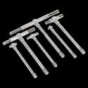 jogo de 6 cilindro telescópico Gage
