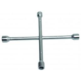 Llave en cruz para tornillos de rueda, DIN 899 BGS-1455