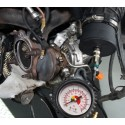 Vazamento de sistemas Turbo Tester