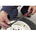 Jogo para remover e instalar válvulas de pneu