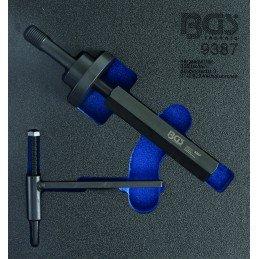 Juego de herramientas  para desmontar el piñón de la bomba para Ford 1.8 TDDi / TDCi BGS-9387