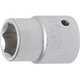 """Llave de vaso Pro-Torque ® 6 caras 3/4"""" 221 mm BGS-3422"""