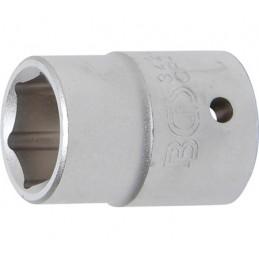 """Llave de vaso Pro-Torque ® 6 caras 3/4"""" 24 mm"""