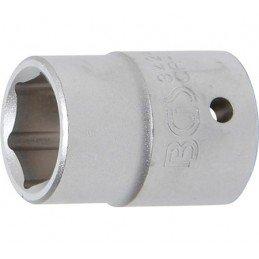 """Llave de vaso Pro-Torque ® 6 caras 3/4"""" 24 mm BGS-3424"""