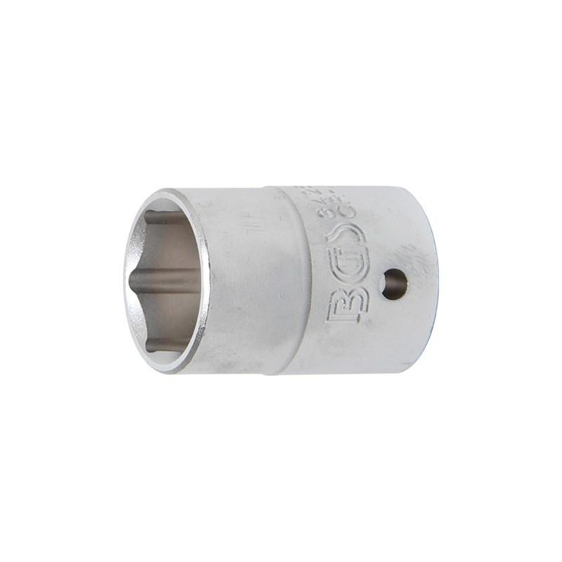 """Llave de vaso Pro-Torque ® 6 caras 3/4"""" 26 mm BGS-3426"""