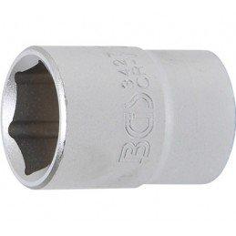 """Llave de vaso Pro-Torque ® 6 caras  3/4"""" 27 mm BGS-3427"""