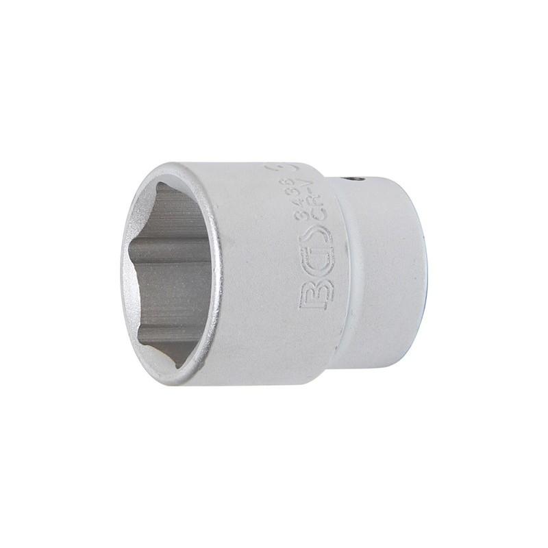 """Llave de vaso Pro-Torque ® 6 caras 3/4"""" 38 mm BGS-3438"""