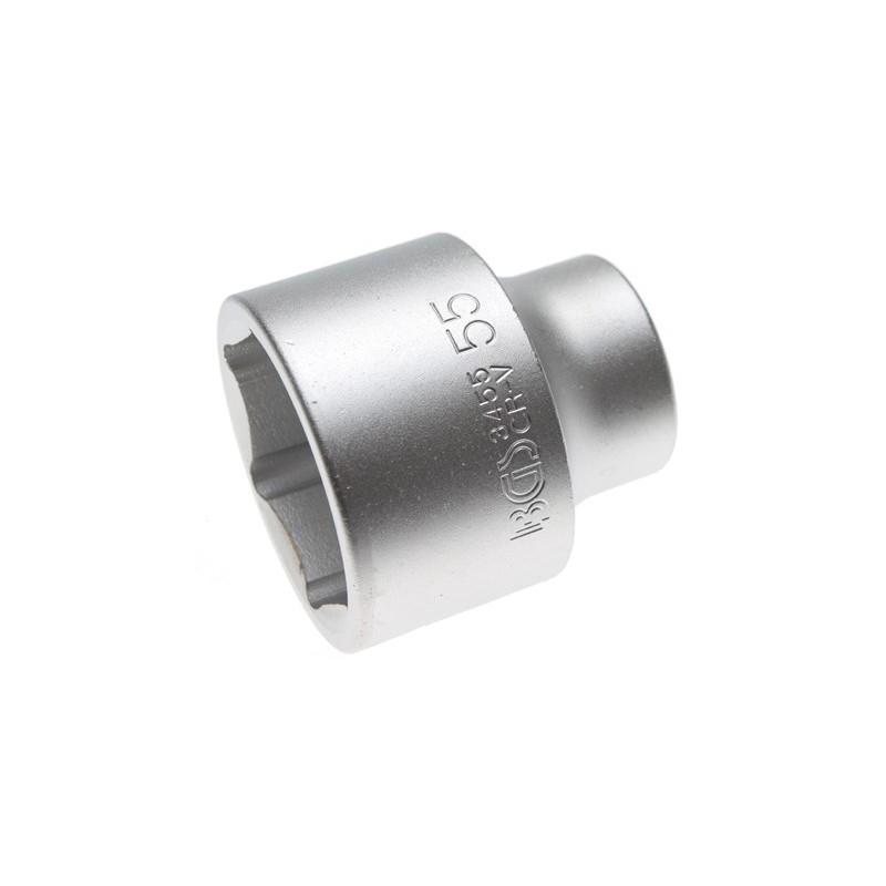 """Llave de vaso Pro-Torque 3/4"""" 55 mm BGS-3455"""