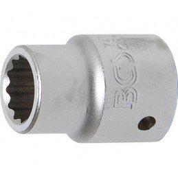 """Llave de vaso Pro-Torque ® 12 caras  3/4"""" 19 mm BGS-7419"""