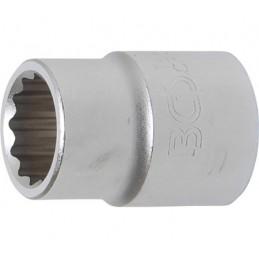 """Llave de vaso Pro-Torque ® 12 caras 3/4"""" 22 mm BGS-7422"""