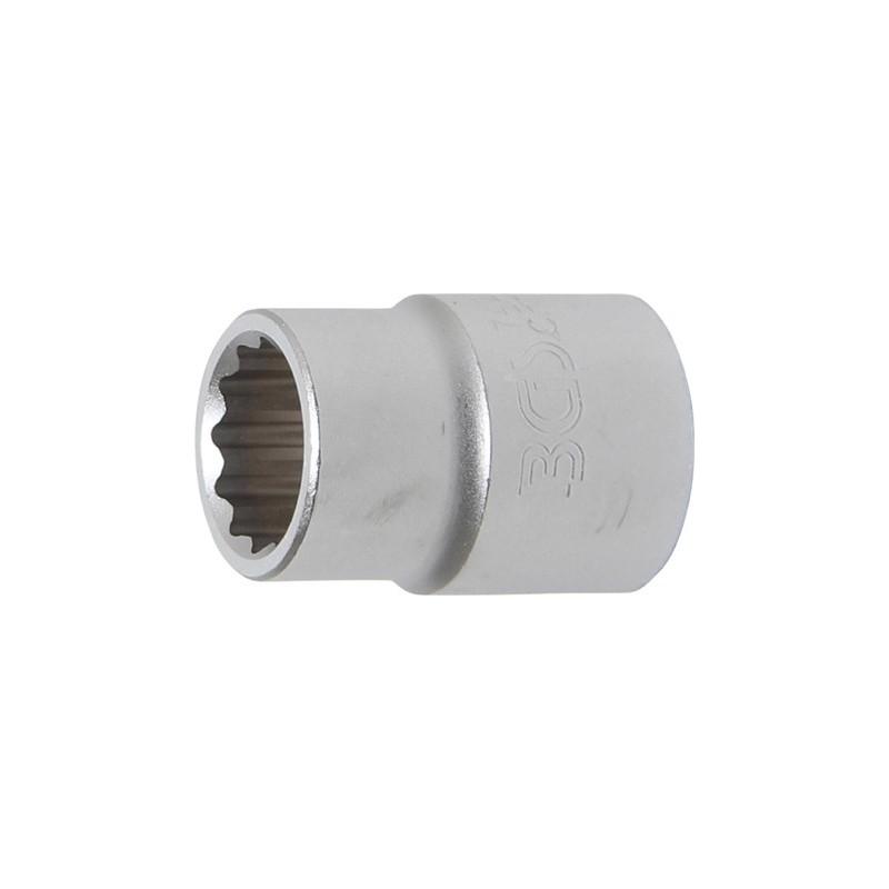 BGS 5059 19-22 Llave de vaso especial para motocicletas 24 mm