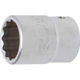 """Llave de vaso Pro-Torque ® 12 caras  3/4"""" 27 mm BGS-7427"""