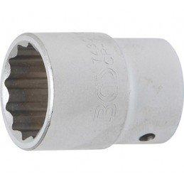 """Llave de vaso Pro-Torque ® 12 caras 3/4"""" 30 mm BGS-7430"""