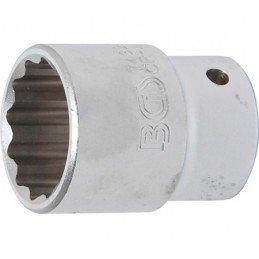 """Llave de vaso Pro-Torque ® 12 caras 3/4"""" 32 mm BGS-7432"""