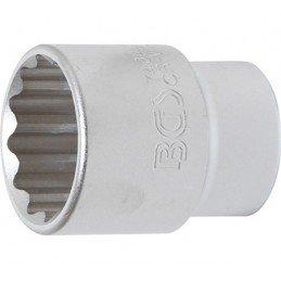 """Llave de vaso Pro-Torque ® 12 caras 3/4"""" 34 mm BGS-7434"""