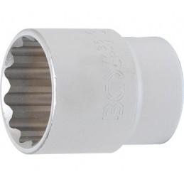 """Llave de vaso Pro-Torque ® 12 caras 3/4"""" 36 mm BGS-7436"""