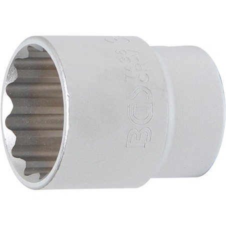 """Llave de vaso Pro-Torque ® 12 caras  3/4"""" 36 mm"""