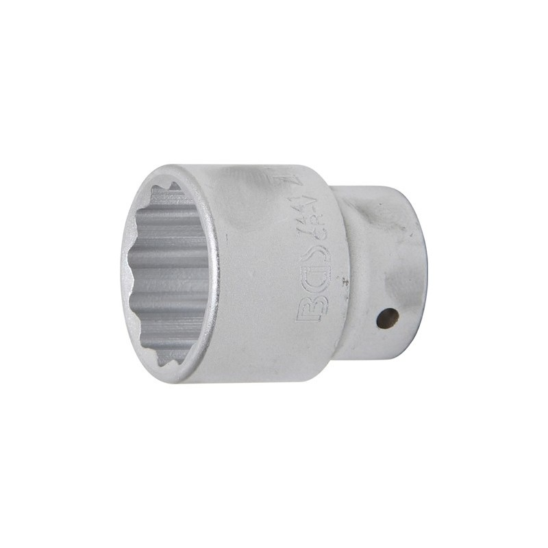 """Llave de vaso Pro-Torque ® 12 caras  3/4"""" 41 mm BGS-7441"""