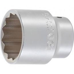 """Llave de vaso Pro-Torque ® 12 caras 3/4"""" 46 mm BGS-7446"""