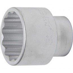 Llave de vaso Pro-Torque ® 12 caras 50 mm BGS-7450