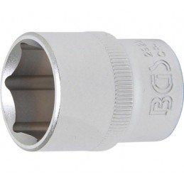 """Llave de vaso Pro-Torque ® 6 caras  1/2"""" 22 mm BGS-2922"""