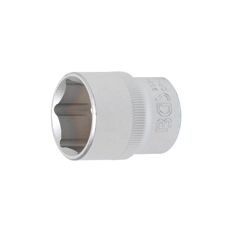 """Llave de vaso Pro-Torque ® 6 caras  1/2"""" 24 mm BGS-2924"""