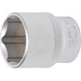 """Llave de vaso Pro-Torque ® 6 caras  1/2"""" 27 mm BGS-2927"""