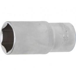 """Llave de vaso largo Pro-Torque ® 6 caras 1/2"""" 27 mm BGS-10567"""