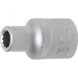 """Llave de vaso corto Pro-Torque ® 12 caras 1/2"""" 8 mm BGS-10628"""