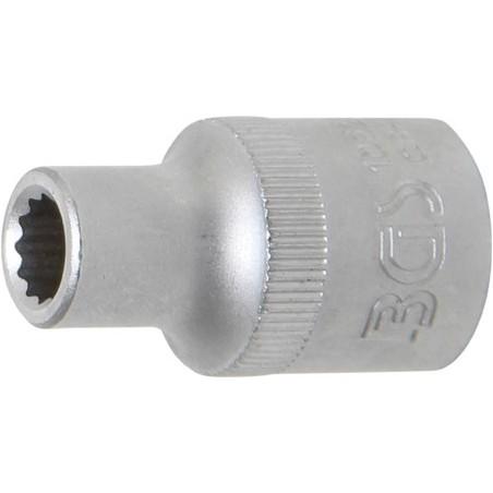 """Llave de vaso corto Pro-Torque ® 12 caras  1/2"""" 8 mm"""