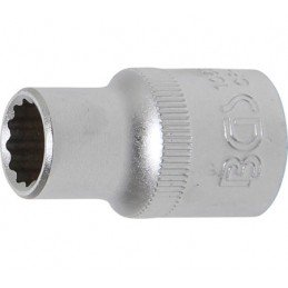 """Llave de vaso corto Pro-Torque ® 12 caras  1/2"""" 11 mm BGS-10631"""