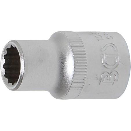 """Llave de vaso corto Pro-Torque ® 12 caras  1/2"""" 11 mm"""