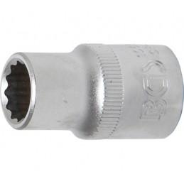 """Llave de vaso corto Pro-Torque ® 12 caras 1/2"""" 12 mm"""