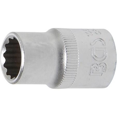 """Llave de vaso corto Pro-Torque ® 12 caras  1/2"""" 13 mm"""