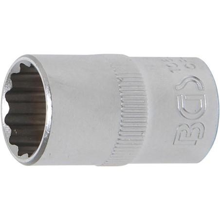 """Llave de vaso corto Pro-Torque ® 12 caras  1/2"""" 16 mm"""