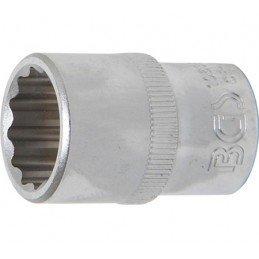 """Llave de vaso corto Pro-Torque ® 12 caras  1/2"""" 18 mm BGS-10638"""