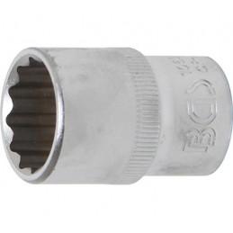 """Llave de vaso corto Pro-Torque ® 12 caras 1/2"""" 19 mm"""