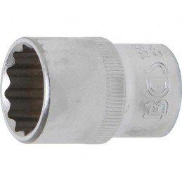 """Llave de vaso corto Pro-Torque ® 12 caras  1/2"""" 19 mm BGS-10639"""