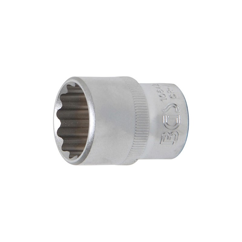 """Llave de vaso corto Pro-Torque ® 12 caras 1/2"""" 22 mm BGS-10642"""